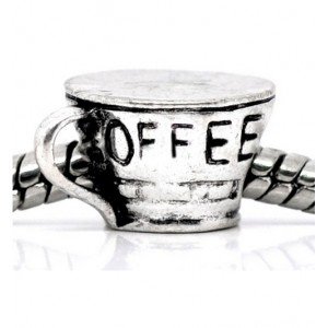 """Бусина """"Чашка кофе"""""""