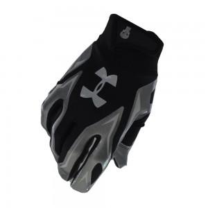 Перчатки Under Armour Alter Ego Punisher F4 Football Gloves Black