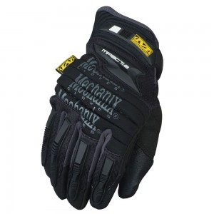 Перчатки Mechanix Wear Mpact-II Glove Black