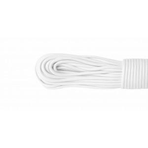 Paracord 550, fluorescent white #gid02 (светящийся)