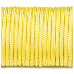 Paracord 100 yellow #019-2