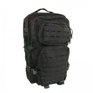 Рюкзак штурмовой Mil-Tec LazerCut (Black, 20 л.)
