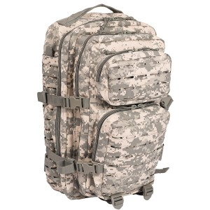 Рюкзак штурмовой Mil-Tec Assault LazerCut (At-digital, 36 л.)