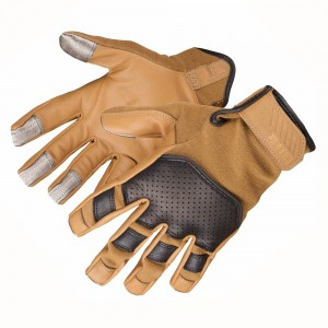 Перчатки 5.11 Screen Ops Tactical Gloves Coyote