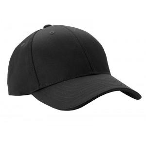 Кепка тактическая форменная Uniform Hat, Adjustable Black