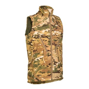 Жилет демисезонный горный с подкладкой Winter Mount Track Vest Mk-2 Multicam