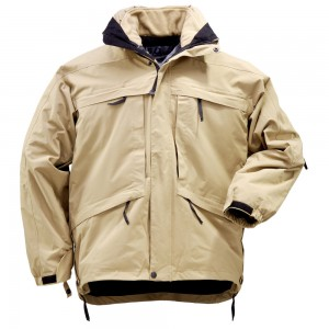Куртка тактическая демисезонная 5.11 Tactical Aggressor Parka Coyote