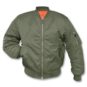 Куртка лётная MA1 Olive