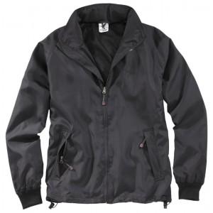 Куртка ветровка SURPLUS Windbreaker Basic Black