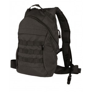 Рюкзак с гидросистемой 3,0 л MIL-TEC, Black