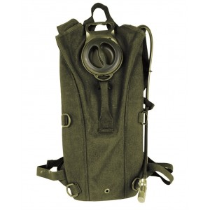 Рюкзак с гидросистемой BMIL-SPEC WATER PACK WITH STRAPS (3 литра), Olive