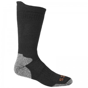 Носки тактические 5.11 Tactical Merino Wool Cold Weather Crew Sock