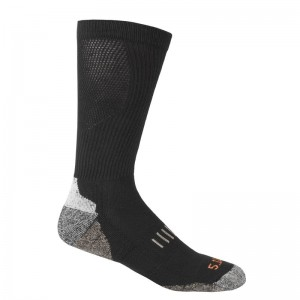 Носки тактические 5.11 Tactical Year Round OTC Sock, Black