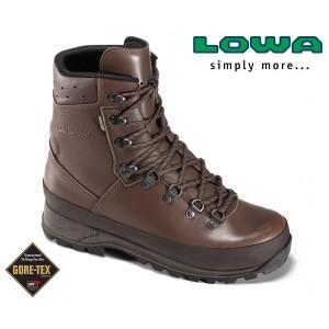 Ботинки горные Lowa Mountain GTX, Dark Brown