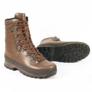 Ботинки LOWA Combat Boot GTX, dark brown