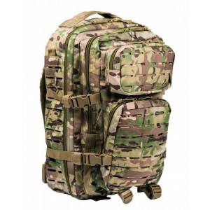 Рюкзак штурмовой Mil-Tec Assault LazerCut (Multicam, 36 л.)