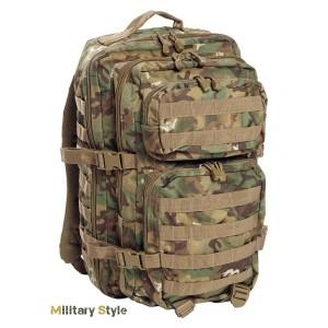 Рюкзак штурмовой, W/L, 36 л. (woodland-arid)