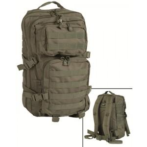 Рюкзак штурмовой Mil-Tec Assault (Olive, 36л.)