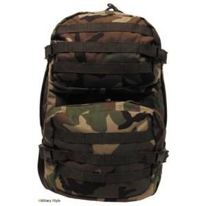 Рюкзак тактический Assault II, 40л. (Woodland) - (Max Fuchs)