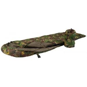 Мешок спальный с чехлом, Steppdecken DPM