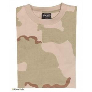 Камуфлированная футболка (Desert)