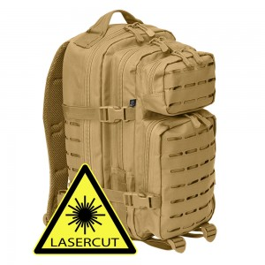 Рюкзак Brandit US Cooper Lasercut medium Camel