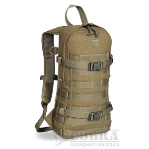 Универсальный тактический рюкзак малого объема TASMANIAN TIGER Essential Pack coyote brown, 6л