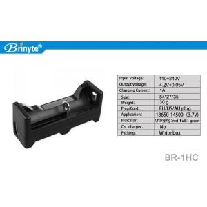 Зарядное устройство для аккумуляторов Brinyte BR-1HC Powerbank