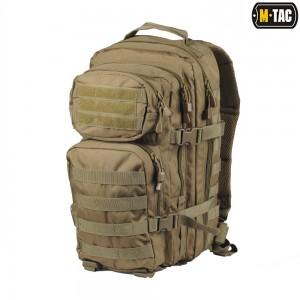 M-Tac рюкзак Assault Pack Tan 20л