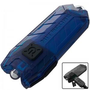Фонарь Nitecore TUBE (1 LED, 45 люмен, 2 режима, USB), синий