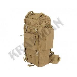 Рюкзак Combat Camping 65л - койот