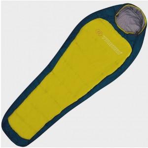 Спальный мешок Trimm Impact 185 L - желтый