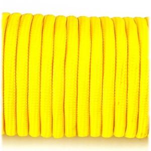 Paracord 550 yellow #019, полиэстер
