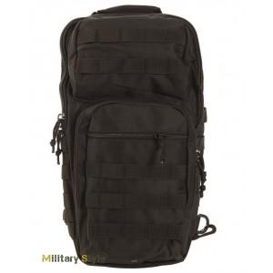 Рюкзак через плечо Assault (Black, 36л)