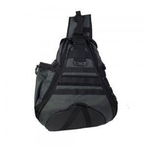 Chameleon рюкзак однолямочный серый