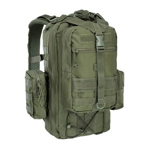 Рюкзак тактический Defcon 5 Tactical One Day 25 (OD Green)