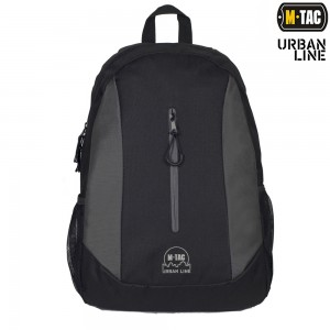 M-Tac рюкзак Urban Line Lite Pack Grey/Black