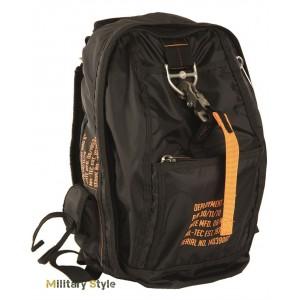 Рюкзак городской (Deployment bag 6) - (Black, 15 л.)