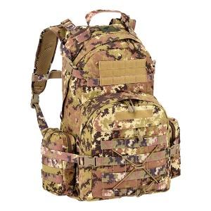 Рюкзак тактический Defcon 5 Patrol 55 (Vegetato Italiano)