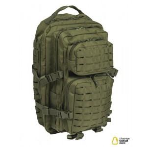 Рюкзак штурмовой Mil-tec LazerCut (Olive, 36 л.)