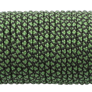 Paracord 100 emerald green snake #265-2