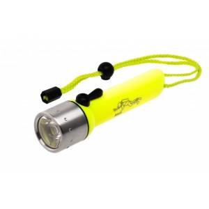 Фонарь подводный LedLenser D14 Daylight (теплый свет)